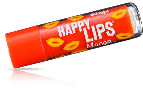HAPPY LIPS  SIMPLY SENSETIONAL MANGO ハッピーリップス マンゴー